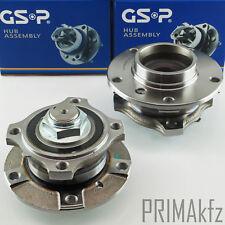 2x GSP 9400001 Radnabe Radlagersatz vorne Vorderachse BMW 5er E39 + Touring
