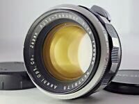 Asahi Pentax Auto Takumar 55mm F1.8 Zebra MF Lens M42 Japan JP SLR [Exc! Rare!!]
