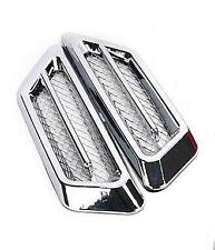 CHROME Power Bonnet Wing Side Vents M18/02