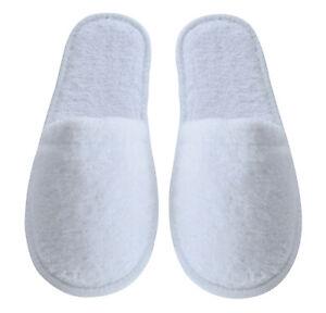 Arus Women's Turkish Cotton Terry Bath Spa Slippers Made in TURKEY