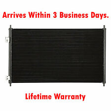 4977 New Condenser For Honda Civic 01-05 Acura EL 01-05 1.7 L4 Lifetime Warranty