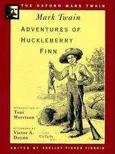 Adventures of Huckleberry Finn (The Oxford Mark Twain) NEW Hardcover