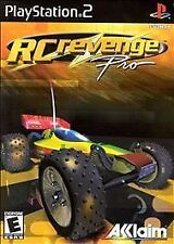 ***RC REVENGE PRO PS2 PLAYSTATION 2 DISC ONLY~~~