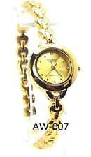 New Citizen Ladies Gold-tone, Gold - dial Dress Watch
