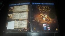 The Lord of the Rings Trilogie Bluray Exklusive Metropolitan Steelbook