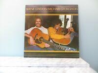 Bernie Leadon-Michael Georgiades Band - Natural Progressions 1977 Vinyl LP EX/EX