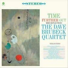 Time Further Out by Dave Brubeck/The Dave Brubeck Quartet (Vinyl, Sep-2014, Wax Time)