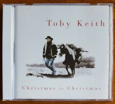 Toby Keith - Christmas to Christmas - CD - Buy 1 Item, Get 1 to 4 at 50% Off