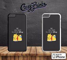 Winnie The Pooh nunca demasiado viejo para Disney duro funda para iPhone Modelos 32