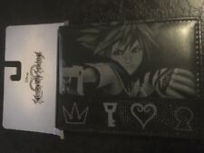 KINGDOM HEARTS WALLET (Official Merchandise)