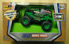 GRAVE DIGGER Monster Jam New Bright R/C 27 MHz Radio Control Truck 2018