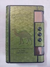 Cigarette Case With Inbuilt Lighter (CAMEL)