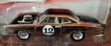 JOHNNY LIGHTNING 69 1969 DODGE SUPER BEE SUPER BEETNIK REBEL RODS CHROM CAR +BON