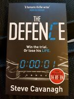 **NEW PB** The Defence by Steve Cavanagh (2016) Special Offer buy 2 books SAVE