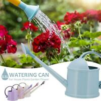 Plastic Watering Can Long Spout Sprayer Garden Plants Indoor Outdoor 3.5Litre