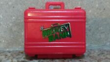 WWE Mattel Elite Money in the Bank Red Briefcase Weapons Figure Accessory