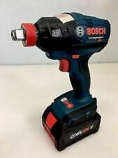 Bosch IDH182 18V Brushless Impact Driver with Acessories - Black/Blue