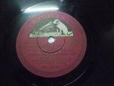 """UJALA SHANKAR JAIKISHAN  BOLLYWOOD N 53056 RARE 78 RPM RECORD 10"""" INDIA HMV VG+"""
