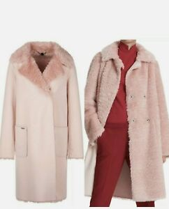 MARC CAIN COLLECTIONS Faux Fur Coat RRP £345