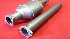 Downpipe Tubo  ELIMINA CATALIZZATORE Fiat Multipla 1.6 e 1.9