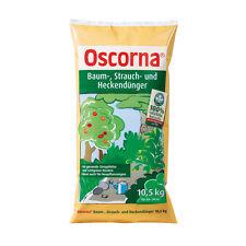 Oscorna Baum Strauch und Heckendünger 10,5 kg für 50 - 90 m² organisch 6-4-0,5