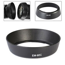 EW-60C EW60C Lens Hood For CANON Kiss X Rebel XTi 18-55 Black Gifts