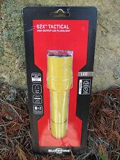 SUREFIRE G2X Tactical 200 Lumens Yellow Flashlight G2X-A-YL NEW*