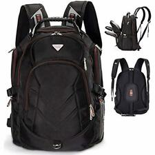 Gaming Laptop Backpack for Dell Asus Msi Hp Accessories Waterproof 18.4 Inch Blk