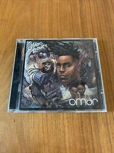 Omar - Love In Beats - CD Album VGC