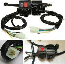 "1 Pair Motorcycle 7/8"" Handlebar Horn Light Headlight On/Off Switch Controller"