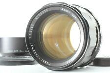 [Top Mint] Pentax Super Takumar 85mm F/1.9 Lens w/ Hood From JAPAN