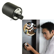 Professional Mini Spy Audio Ear Listening Device ear Amplifier Bug On Wall /Door