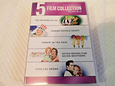 Best Of Warner Bros. 5 Film Collection Musicals (5 DVD's Set)