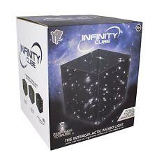 Infinity Cube Galaxy and Stars Mood Light Sound Reactive Light Display