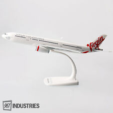 Virgin Australia A330 Plastic Aircraft Model 1/200 Scale