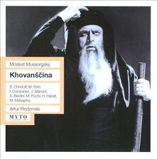 Modeste Moussorgski La Khovanstchina (Intégrale), New Music