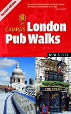 London Pub Walks (Camra Walking Guides),Steel, Bob,New Book mon0000031269