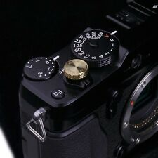Gariz Soft Release Button XA-SB3 for Fujifilm Fuji X pro1 X100 X10 XE2 Gold