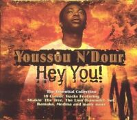 FREE US SHIP. on ANY 3+ CDs! ~Used,Good CD Youssou N'dour: Essential Collection
