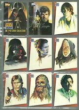 Topps Star Wars Galaxy 1, 2 and 3 Boxes - All 3 Boxes in 1 Auction !