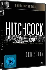JOHN/LORRE,PETER GIELGUD - DER SPION (A.HITCHCOCK COLLECTORS EDITION)  DVD NEU