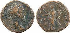 Marc Aurèle, dupondius, Rome 176, Aequitas - 79
