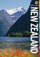 New Zealand (AA Key Guides),AA Publishing