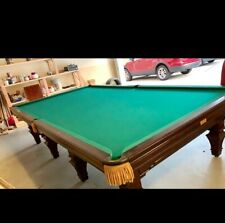 New listing snooker table, 12' x 8', Custom Made, Good Condition