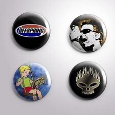 4 OFFSPRING - Pinbacks Badge Button Pin 25mm 1''