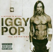 "IGGY POP ""A MILLION IN PRIZES/THE ANTHOLOGY"" 2 CD NEU!!"
