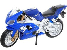 Welly 1999 YAMAHA YZF-R1 1:18 Scale Model Motorcycle High Quality Collectors NEW