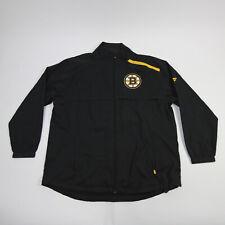 Boston Bruins Fanatics Jacket Men's Black Used
