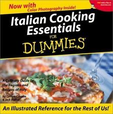 Italian Cooking Essentials For Dummies: A Culinary Guide To The Regions And