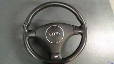 Audi S6 4B C5 Avant Lenkrad Leder 3 Speichen Sportlenkrad Original